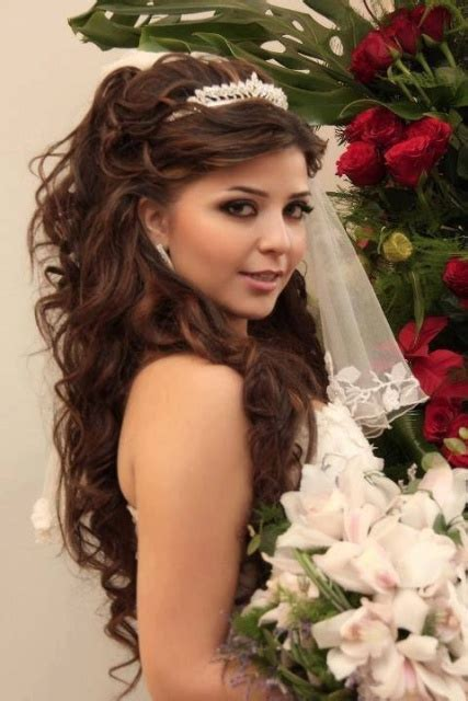 14 Wedding Hairstyle Ideas for Long Hair ? CircleTrest