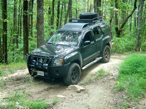 lifted nissan xterra nissan xterra off road lift kits