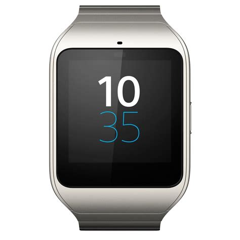 Sony Smart 3 Swr50 sony smartwatch 3 swr50 metal silver world comm the