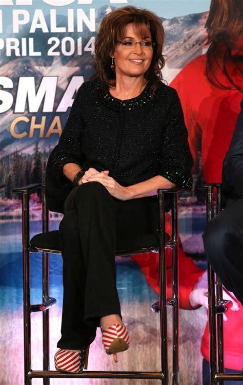 sarah palin 2014 gov palin dishes on potus 2016 tv career duck dynasty