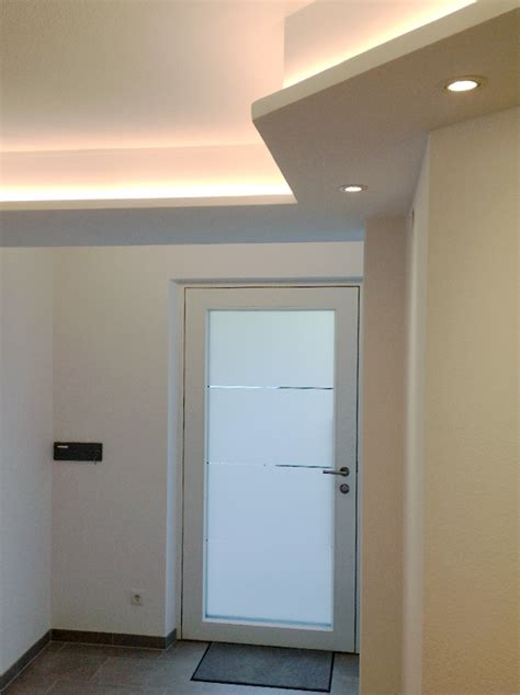 decke neubau neubau indirekte beleuchtung das beste aus wohndesign