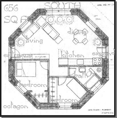 1000 images about cool homes world on pinterest octagon details about octagon house plans home vintage blueprint