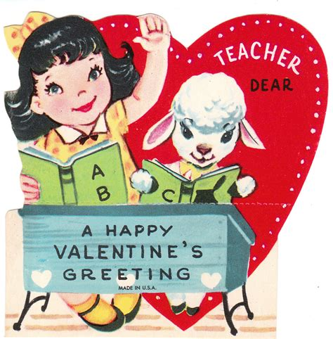 vintage valentines day card still woods farmhouse a vintage s day greeting