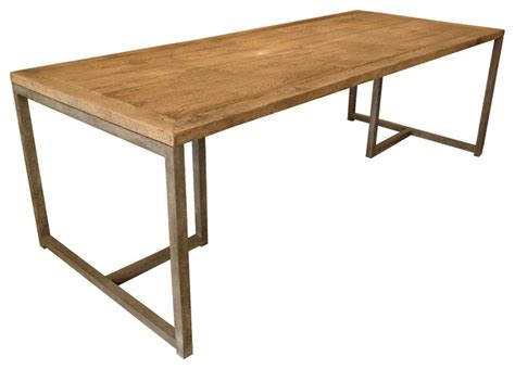Industrial Kitchen Table Furniture Kitchen Appealing Industrial Kitchen Table Sets Reclaimed Wood And Metal Dining Table