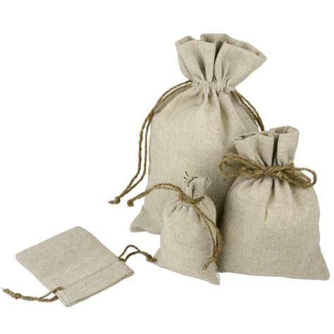 6 x 10 linen favor bags with jute daw 12 pk b985 02 15 00 burlapfabric burlap for