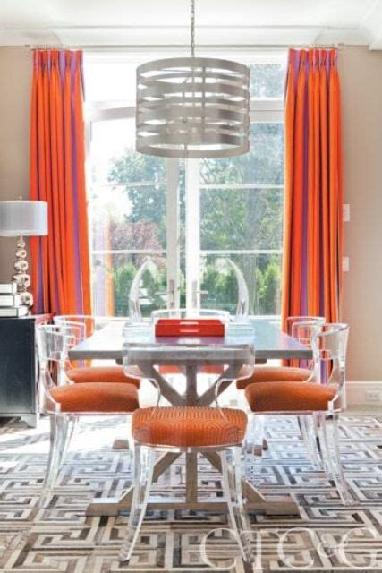 acrylic dining room chairs 33 lucite and acrylic furniture ideas for modern spaces