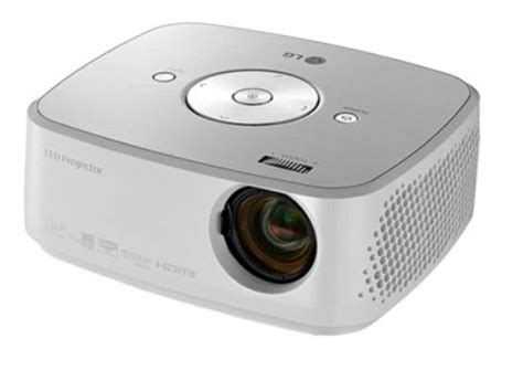 Portable Led Projector Lg Lg S Hx301g Led Portable Projector Costing 699 For Office Use Specs Review