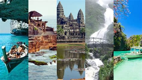 south east asian countries  travel   year