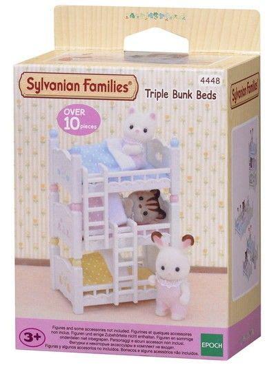 Sylvanian Bunk Beds 17 Best Ideas About Bunk Beds On Bunk 3 Bunk Beds And Closet Bed