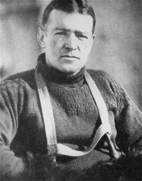 ernest shackleton sir ernest shackleton quotes quotesgram