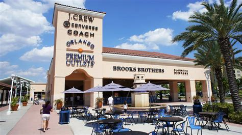 Do You Shop Outlet Malls by Orlando Premimum Outlets