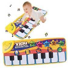 Musical Floor Mat For Baby Baby Floor Toys Ebay