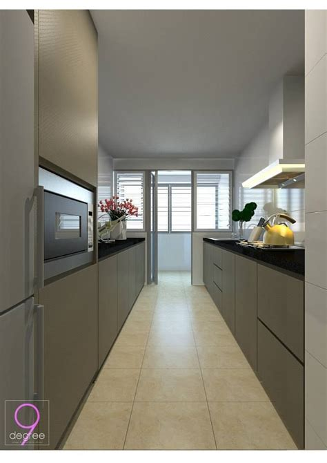 bto kitchen design nice hdb bto 4 room 30k blk 671 punggol waterway banks