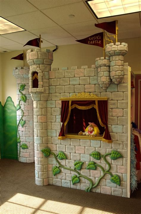 child s castle design bedroom unit by brian hayes custom kids play castle by working designs and