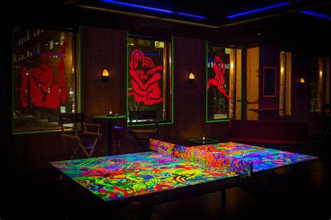 spin standard ping pong ryan mcginness x spin standard glow pong 171 arrested