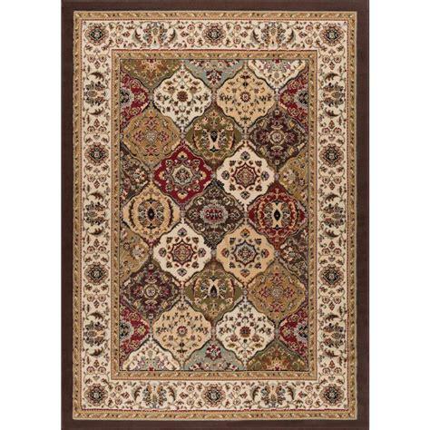 tayse rugs laguna multi 7 ft 6 in x 9 ft 10 in