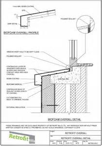 Window Sill Construction Insulated Window Cill Technical Specification