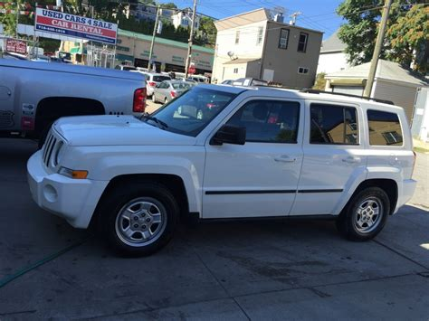 used jeep suv used 2010 jeep patriot suv 5 690 00