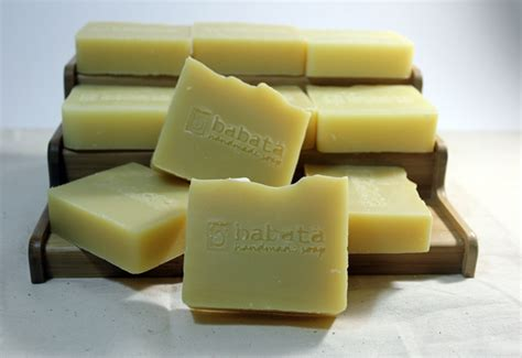 Lemongrass Handmade Soap - lemongrass plain handmade soap handmade soap best