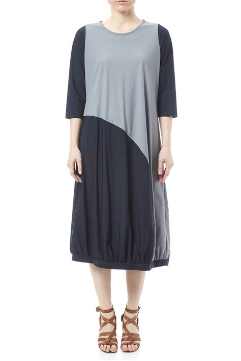 comfy usa hem jersey dress from virginia by the