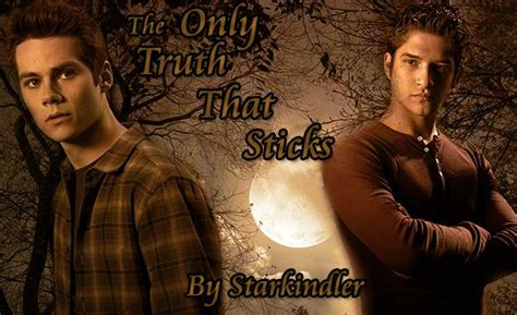 comfort in other languages the only truth that sticks part nine starkindler derek