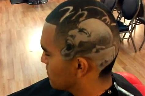barber cut of the week michael jordan haircut video