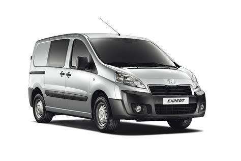 peugeot vans peugeot expert review vansdirect