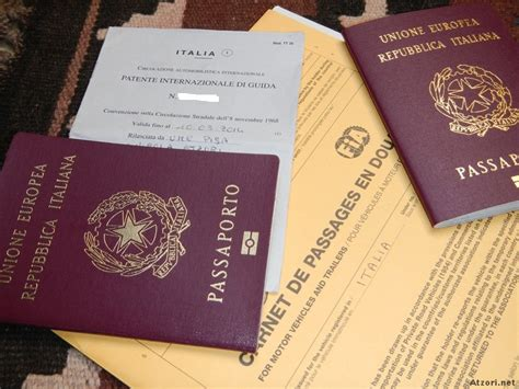 passaporto documenti da portare documenti necessari per viaggiare con i minori