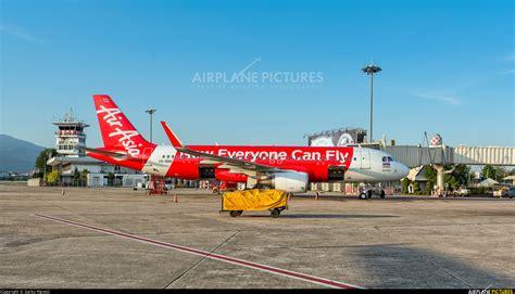 airasia thailand hs bbn airasia thailand airbus a320 at chiang mai