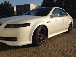2004 2008 acura tl a spec side skirts lipkit ca