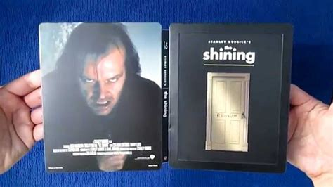 unboxing annie 2014 film version blu ray youtube the shining zavvi exclusive limited steelbook blu ray