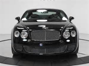 2008 Bentley Continental Gt For Sale 2008 Bentley Continental Gt Black For Sale Craigslist