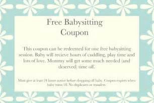 search results for free babysitting coupon calendar 2015