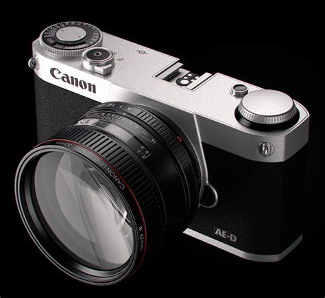 Kamera Canon Mirrorles konsep kamera canon mirrorless daripada david riesenberg