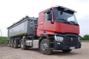 Renault C Skorpione Auf Den Renault Trucks Baustellentagen Renault