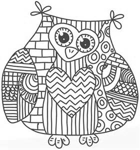 Hoot owl coloring page free printable coloring pages hard owl jpg