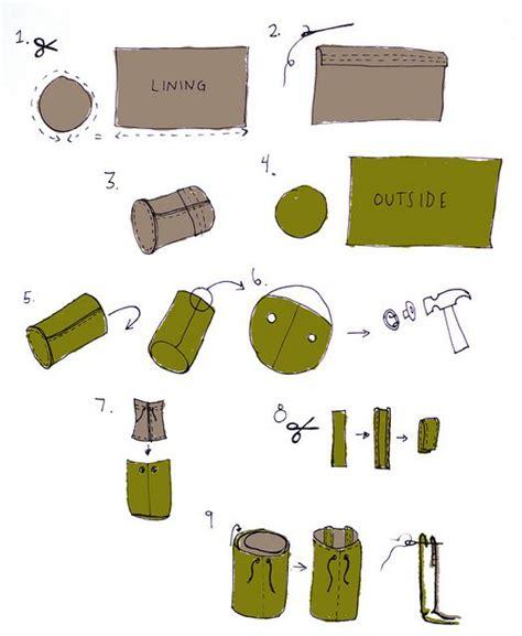 chalk bag diy diy chalk bag craft ideas