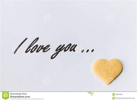 lettere ti amo ti amo lettera fotografia stock immagine 49564924