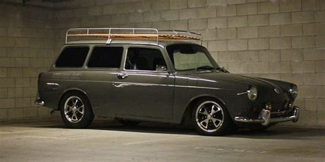 Vw Fastback Roof Rack No Blister vw type 3 squareback i don t care for the roof rack but the car is awesome cars