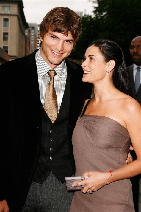 Power Demi Ashton Kutcher by Ashton Kutcher Somehow Turns Demi Divorce Drama Into