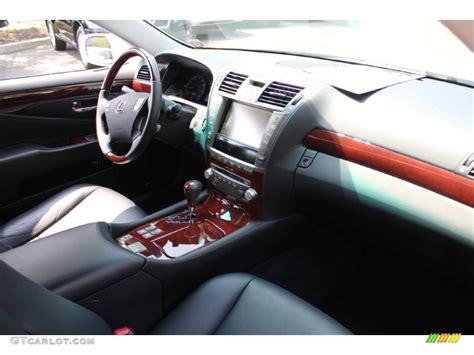 black lexus 2010 black interior 2010 lexus ls 460 awd photo 52033989