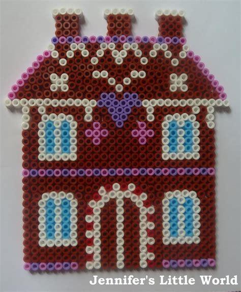 hama beads house design hama bead house designs hama beads gingerbread and beads