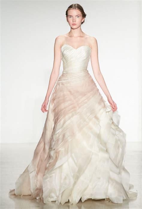ombre wedding dresses pink ombre wedding dress www pixshark com images