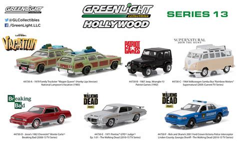 Greenlight Jeep Wrangler Yj 1987 Seri Patriot greenlight collectibles