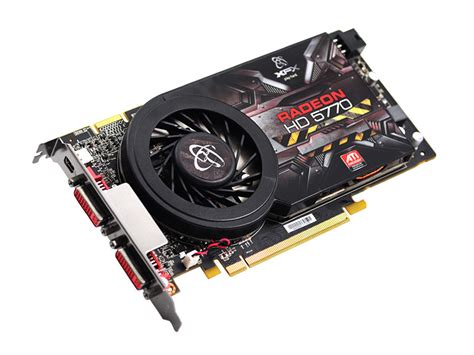 Vga Ati Radeon Hd 5770 amd radeon hd 5770 with boxed clickbd