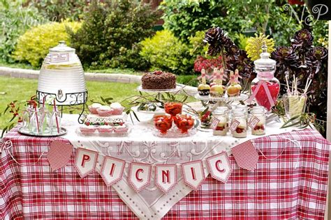 big company the a picnic by