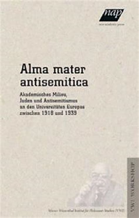 Cover Letter For At Alma Mater Antisemitismus Uni Wien Geschichte Essays Im Austria Forum