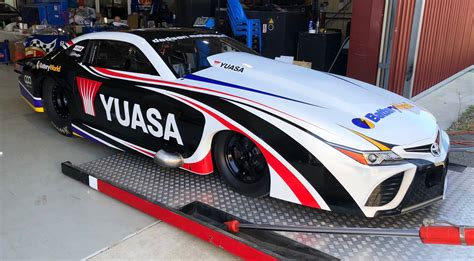 rod harveys camry shows   toyota pro mod