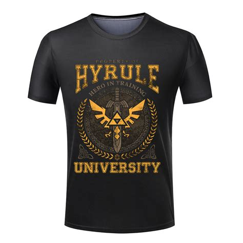 T Shirt Boy Swagg the legend of hyrule t shirts classic swag boys shirt homme summer o