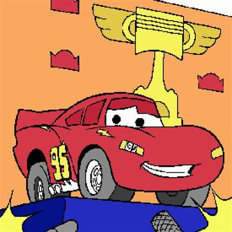Dessin A Colorier Cars En Ligne L